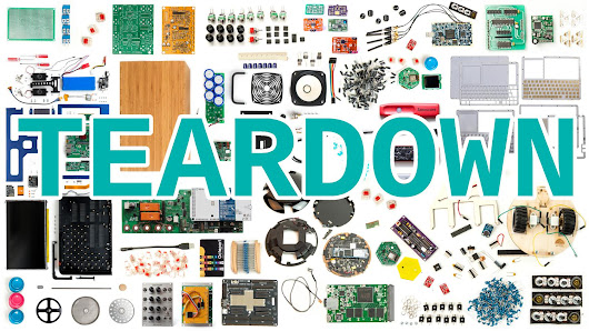 Teardown: Portland 2018