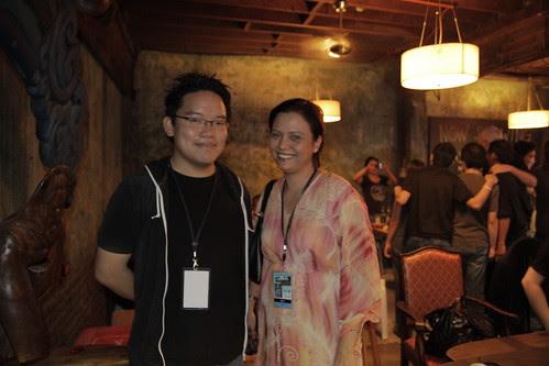 With Wafa, KL Film Fest director