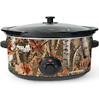 Nesco Open Country SC-8017 Slow Cooker - 8 qt - Camouflage