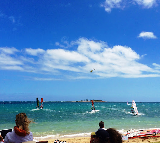 Windsurfing: Airwaves Nouméa Dream Cup 2014