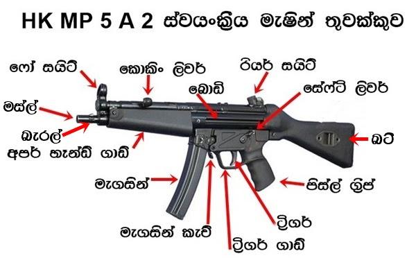 HK MP 5 A 2