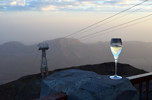 Stargazing and tapas on Mount Teide |