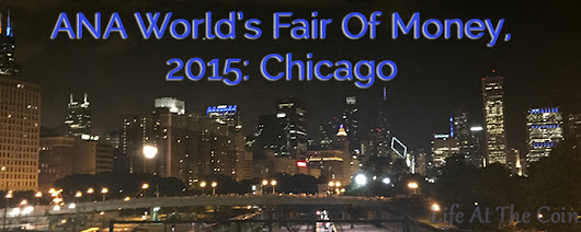 Chronicles: ANA World's Fair Of Money 2015