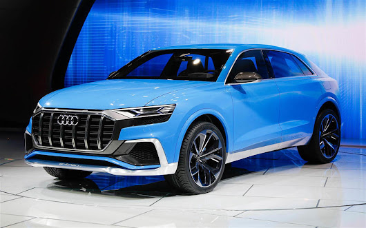 First Glance at Audi's new exclusive RS Q8 SUV with over 600 hp being unveiled at Geneva Motor Show - Torque News