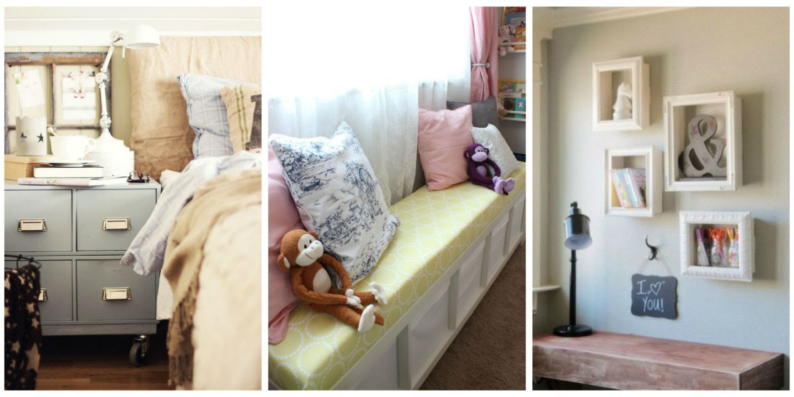 10 Best Bedroom Storage Ideas - Storage Ideas for Small ...