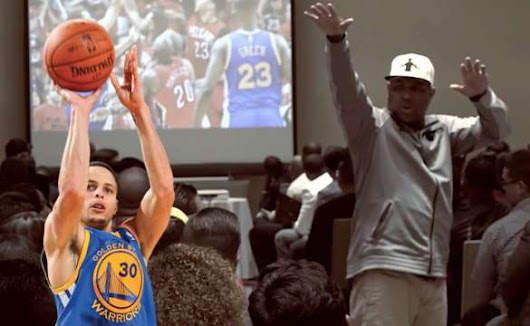 "Inspirational: ""Steph Curry"" By Eric Thomas!"