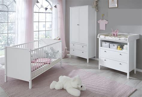 babyzimmer komplett set weiss kinderzimmer ole  tlg baby