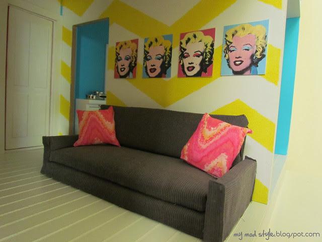 Dollhouse Living Room3