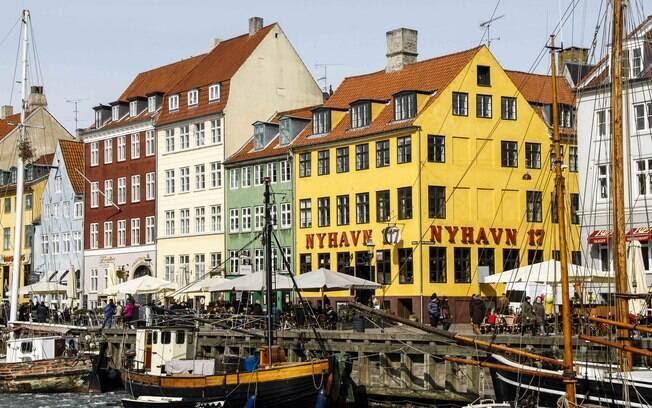 14º. Dinamarca: com R$ 1, é possível adquirir em torno de 2,50 em coroas dinamarquesas. Foto: Getty Images