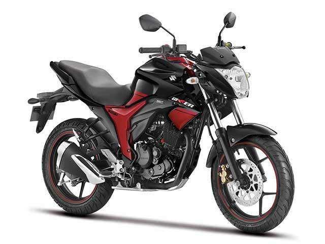 Suzuki Gixxer - Rs 77,452