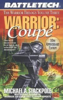 Battletech Warrior: Coupe (Book 3)