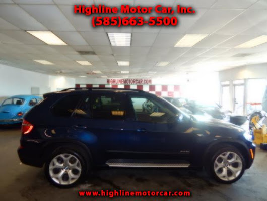 Used 2011 BMW X5 for Sale in Rochester NY 14615 Highline Motor Car, Inc.