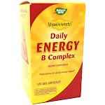Enzymatic Therapy Daily Energy B Complex by Enzymtic Therapy - 120 Capsules