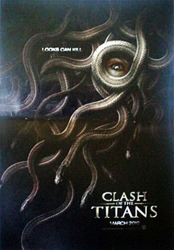 Clash of the Titans is the 2010 remake of the movie of the same title.