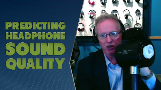 TWiRT Ep. 337 - Predicting Headphone Sound Quality with Sean Olive - GFQ Network
