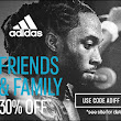 Friends & Family Sale - 30% off adidas Sitewide - Cop Deals