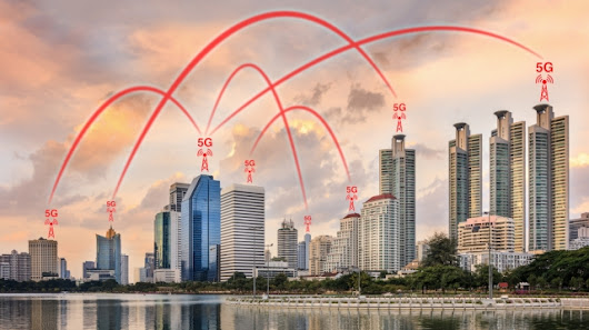 Smart cities will move right along with 5G - Capitol Weekly