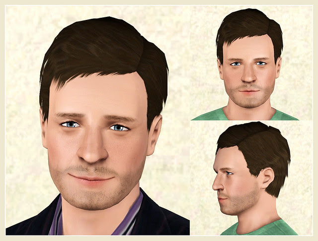Nathan Fillion - Posed (Sim)