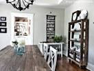 Fantastic Black White Vintage Dining Table From Another View ...