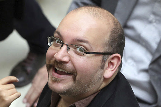 Iran releases four Iranian-American prisoners, including journalist Jason Rezaian