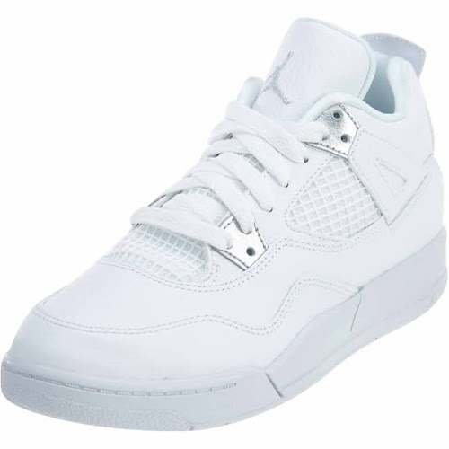 buy online 49c86 6d628 Jordan Retro 4 - Boys Preschool Basketball Shoes 308499100 ...