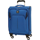 Skyway Oasis 2.0 Softside Spinner Luggage, Blue, 28 inch