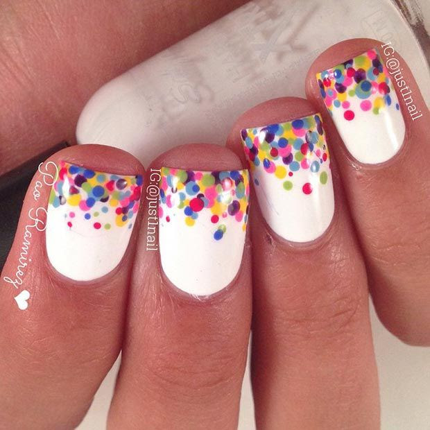 Cute Nail Designs Easy For Short Nails