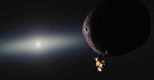 NASA's New Horizons Spacecraft Has Next Mission After Pluto - The New York Times