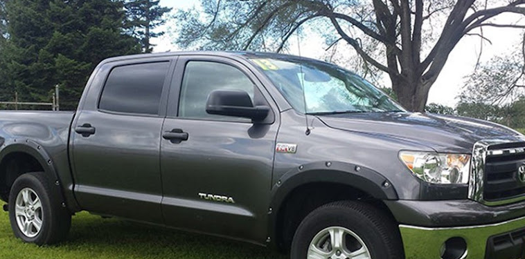 Rough Country Fender Flares Tundra