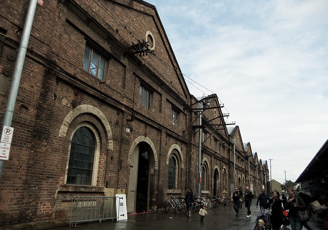 Carriage Works #1