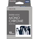 Fujifilm Fuji Pro Instax Wide Monochrome Film - 10 Exposures
