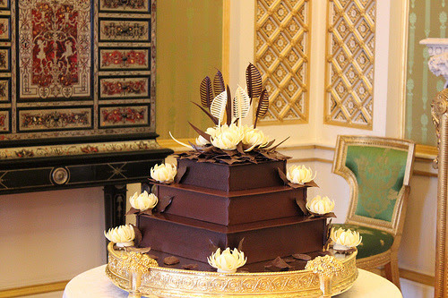 The McVities Chocolate Cake (by The British Monarchy) Prince William's Groom's Cake :)