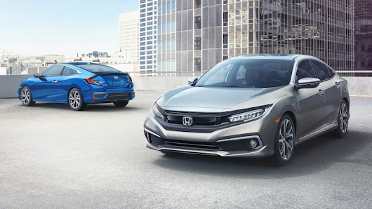 2019 Honda Civic coupe, sedan add Sport trim, safety features - Autoblog