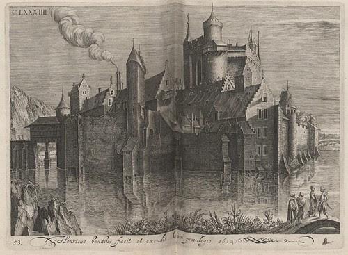 Deß weitberümbten Mathematici und Ingenieurs Perspectiva by Samuel Maroloys 1629 a