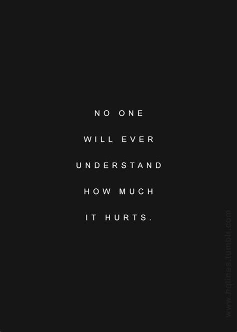 Nobody Will Ever Understand Me Quotes