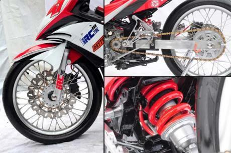 Modif Jupiter Mx Racing