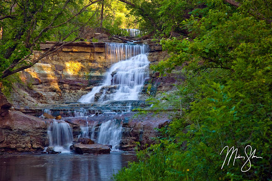 Top 10 Kansas Waterfalls