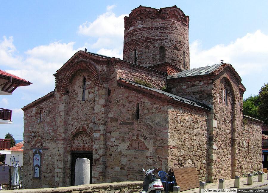 Церковь Иоанна Крестителя, Несебр (Болгария)