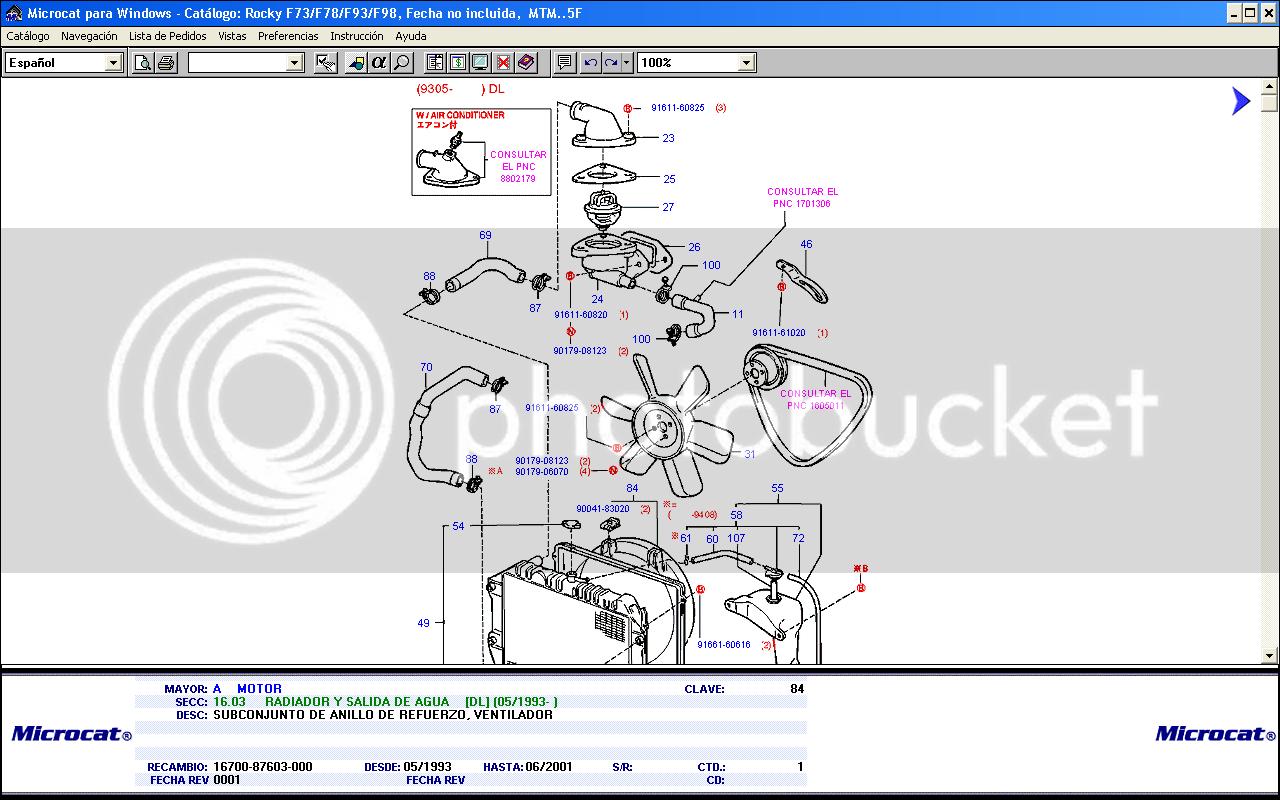 Diagram Wiring Diagram For Daihatsu Rocky Full Version Hd Quality Daihatsu Rocky Diagrammeal2g Acssia It