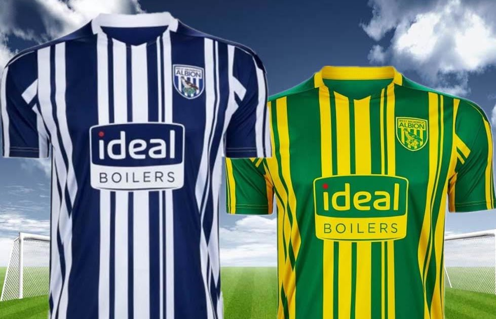 West Brom Kit Pes 2021 / ultigamerz: PES 6 West Bromwich ...