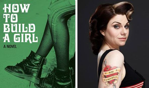 How To Build A Girl, book, author, Caitlin Moran, review, sexuality, teenage, Catzy Rentzenbrink