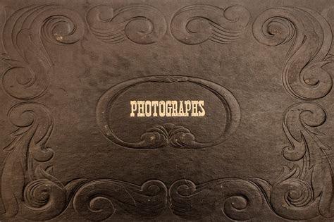 Antique Photo Album Covers ~ Textures ~ Creative Market
