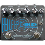 Catalinbread Belle Epoch Deluxe Tape Echo Delay Reverb Guitar Effects Pedal