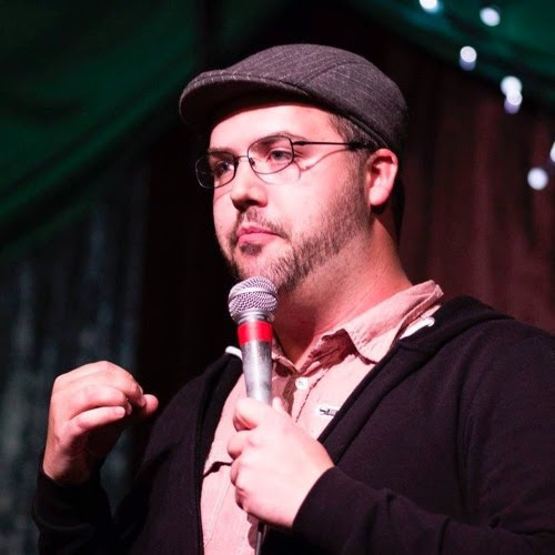#162 Malcontent Comedy's Harrison Garcia by The DisJointed Podcast