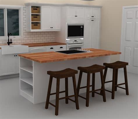 kitchen designers share  small ikea kitchen secrets