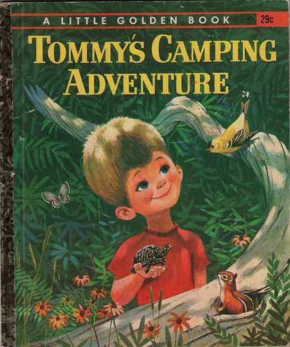 Tommy's Camping Adventure 1