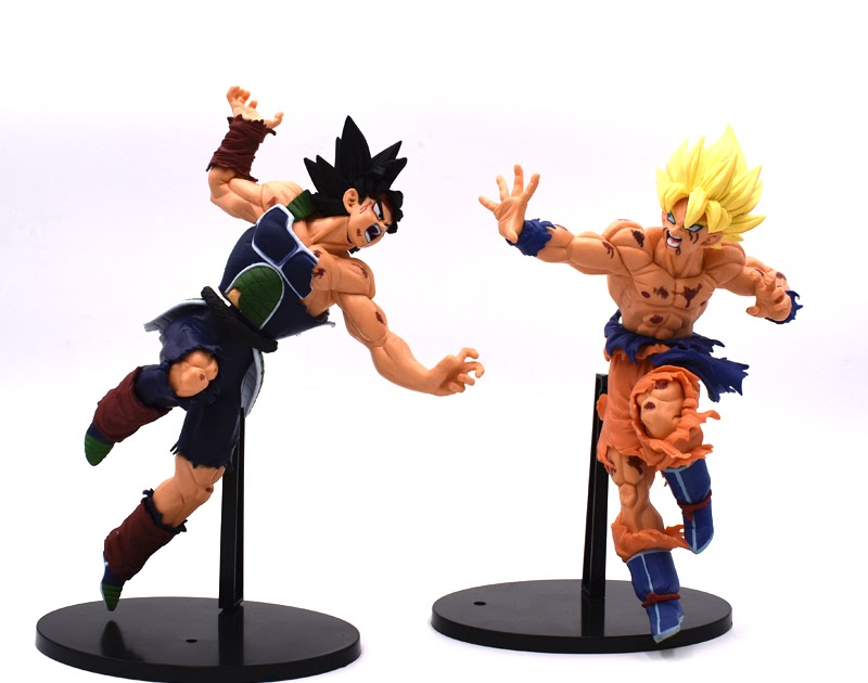 Lame But Funny Jual 2 Gaya Anime Dragon Ball Z Goku Kakarotto
