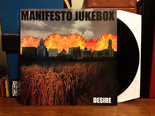 Manifesto Jukebox - Desire LP by Tim PopKid