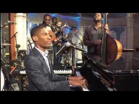 The Late Show Presents... Jon Batiste and Stay Wednesday! - YouTube