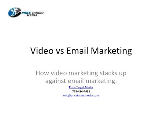 Video vs Email Marketing - choosing the right tools in your investo...